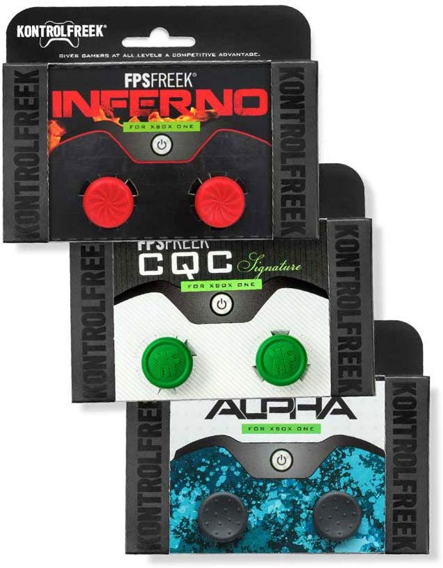 KontrolFreek Perfect Arsenal Inferno for Xbox One Controller