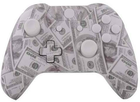 ModFreakz™ Shell Kit Hydro Dipped $100 Dollar Cash Money For Xbox One Model 1537 Controllers