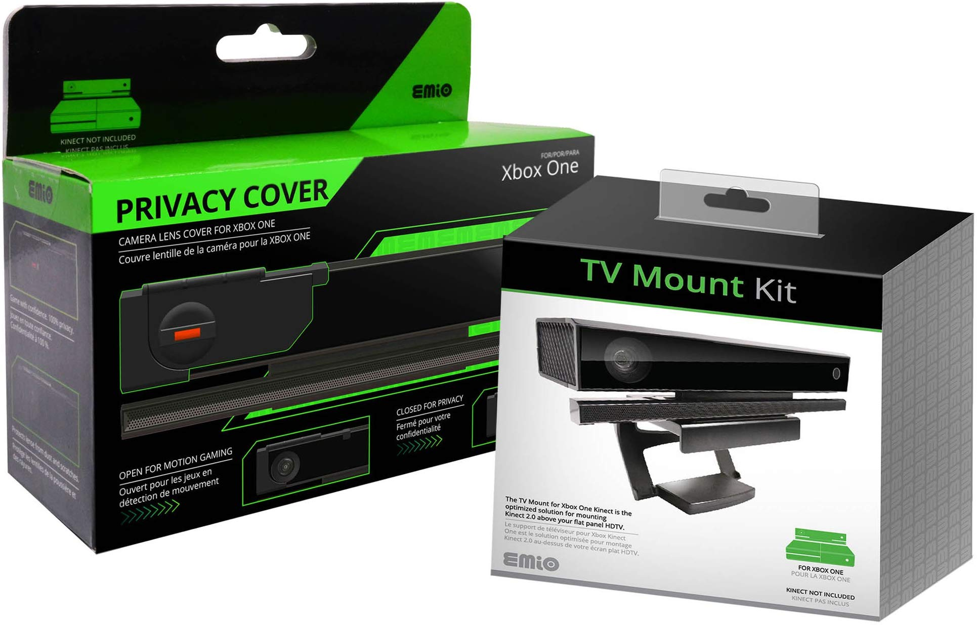 XBOX One: TV Mount and Privacy Cover Bundle (2016 Edition) - XBOX One
