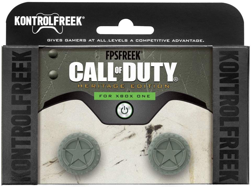 KontrolFreek FPS Freek Call of Duty Heritage Edition for Call of Duty WWII - Xbox One Controller