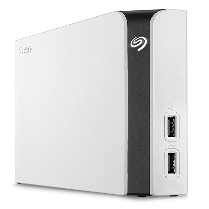 Seagate Game Drive Hub for Xbox 8TB Storage With Dual USB Ports (STGG8000400)